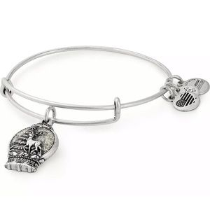 Alex and Ani Christmas bracelet